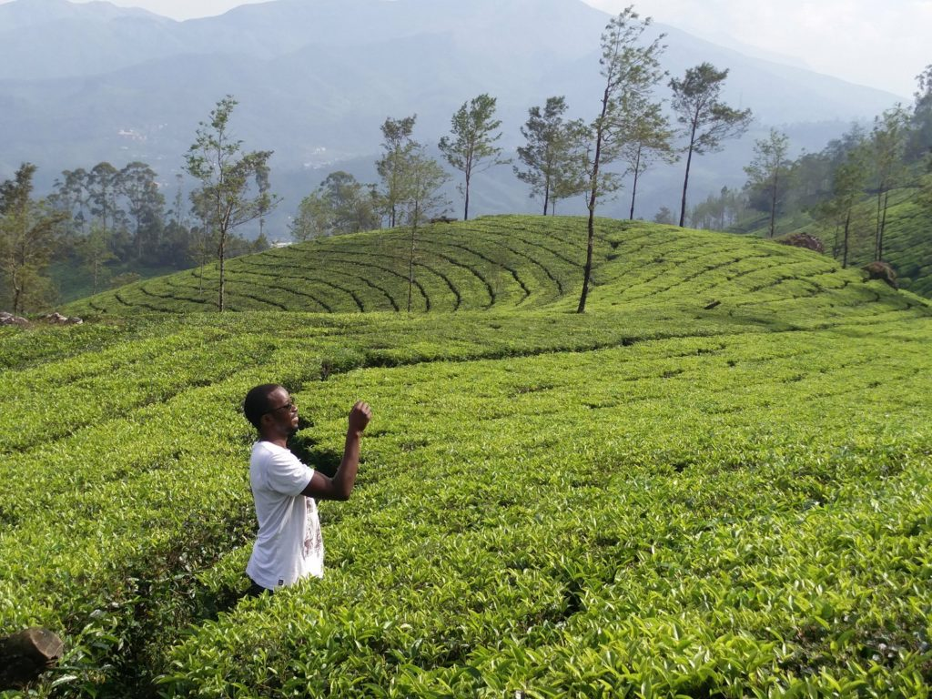munnar lucky to travel