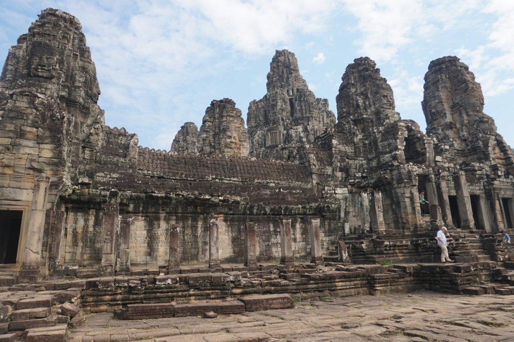 bayon temples d'angkor