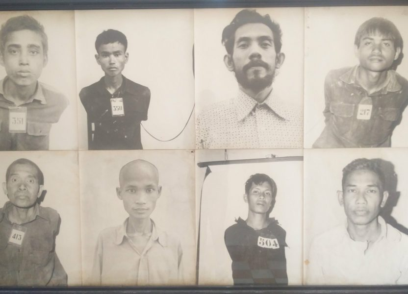 Tuol Sleng (S-21) and Choeung Ek (the killing fields)