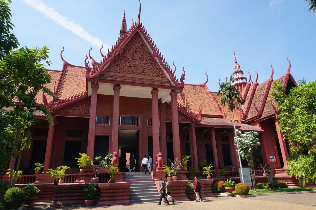 musee du cambodge phnom penh