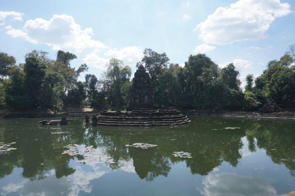 neak pean angkor temples