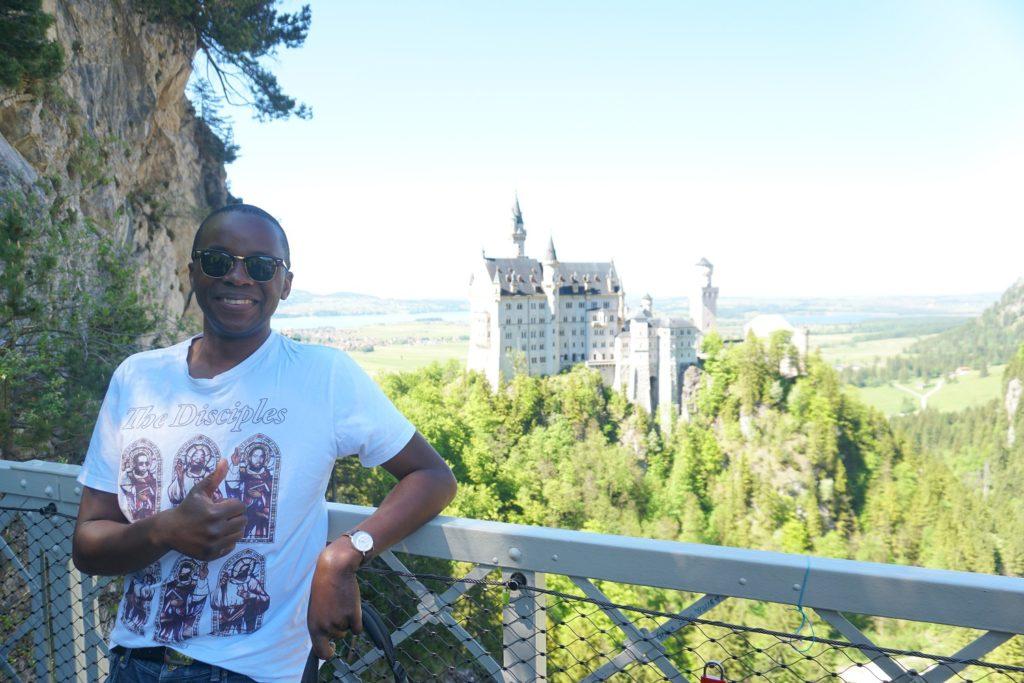 neuschwanstein castle racism travel