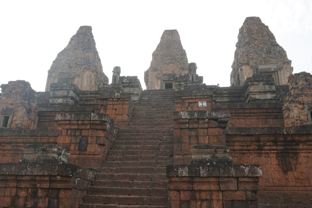 pre rup angkor temples