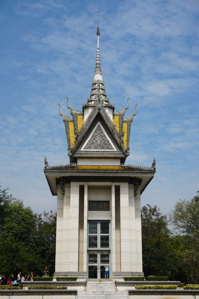 stupa victimes killing fields