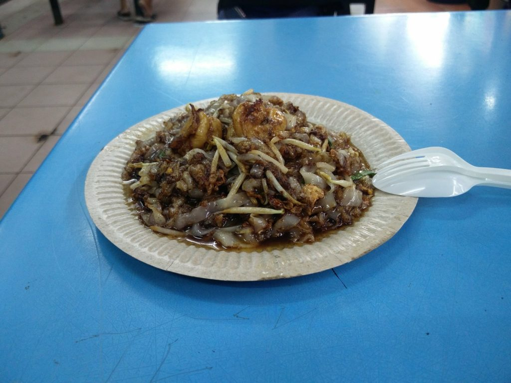 Char Kway Teow george town