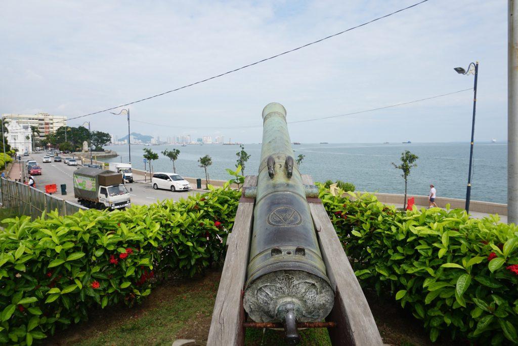 Fort Cornwallis georgetown