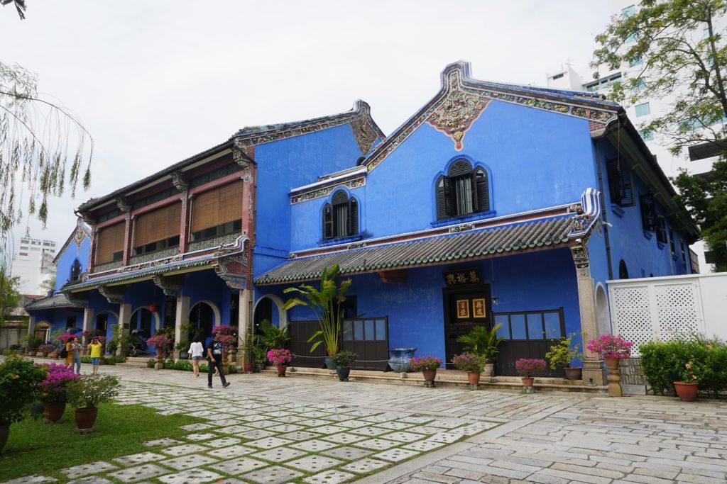 cheong fatt tze george town
