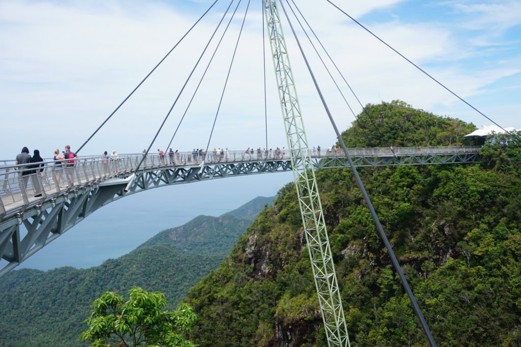 sky bridge langkawi