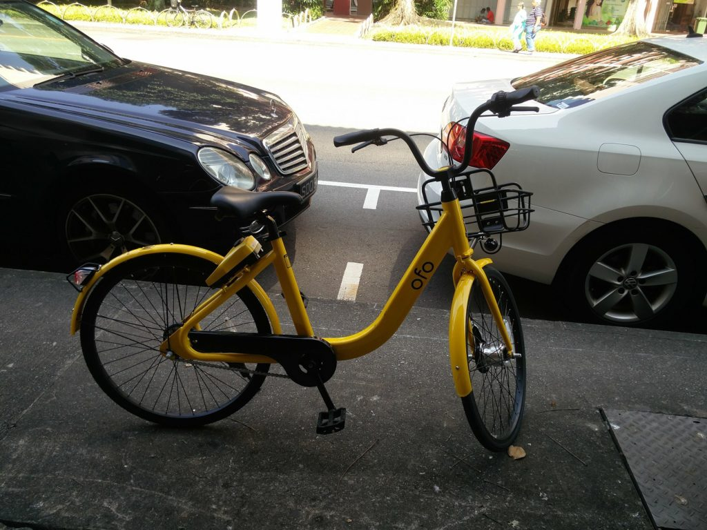 bicycle singapore