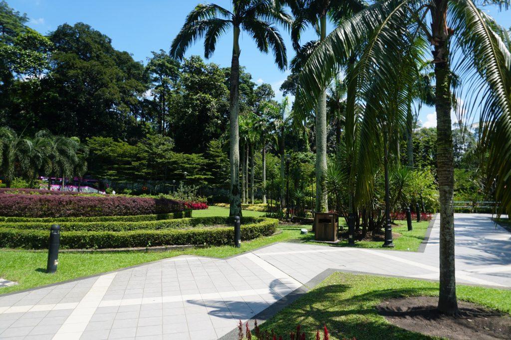 botanical garden kuala lumpur