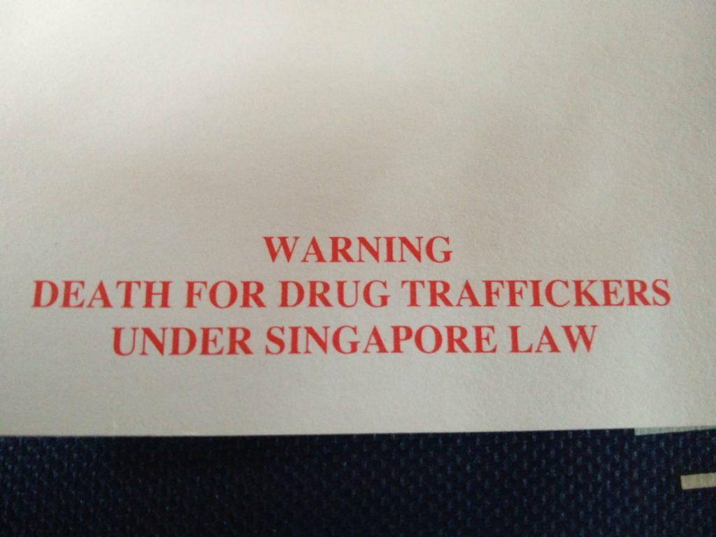 death sentence singapore