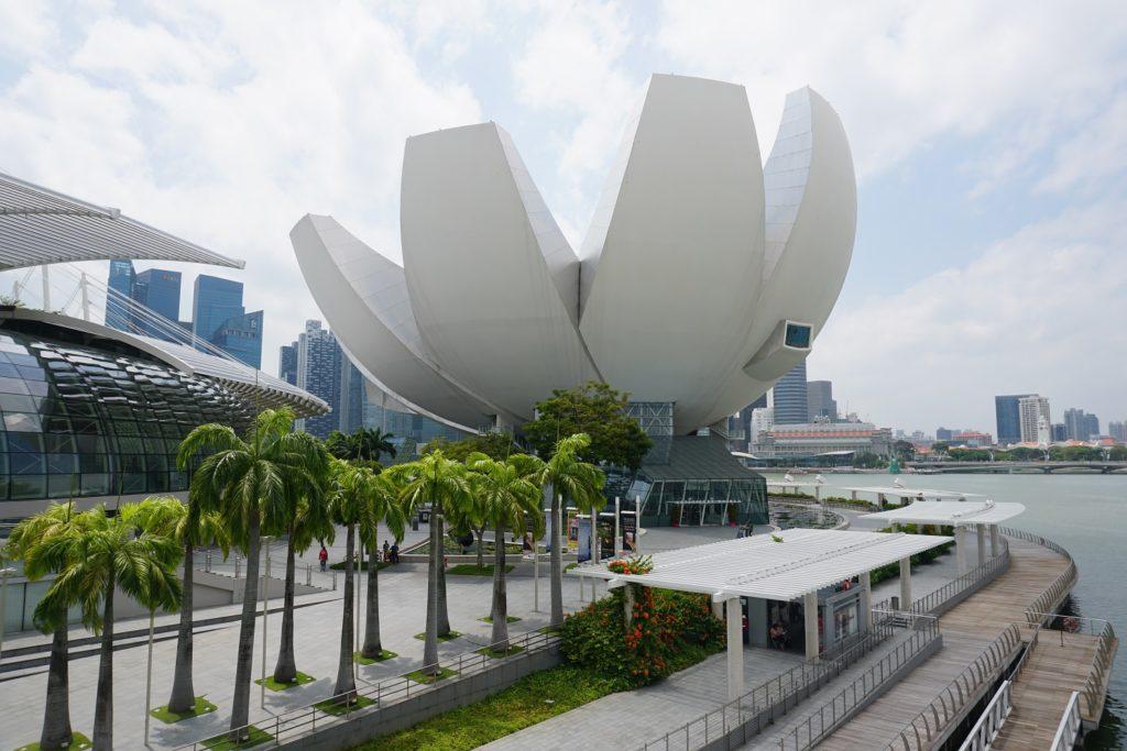 musee des arts et des sciences singapour