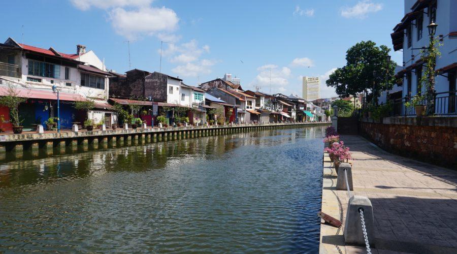Visit of Malacca City