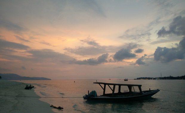 iles gili voyager en asie du sud est