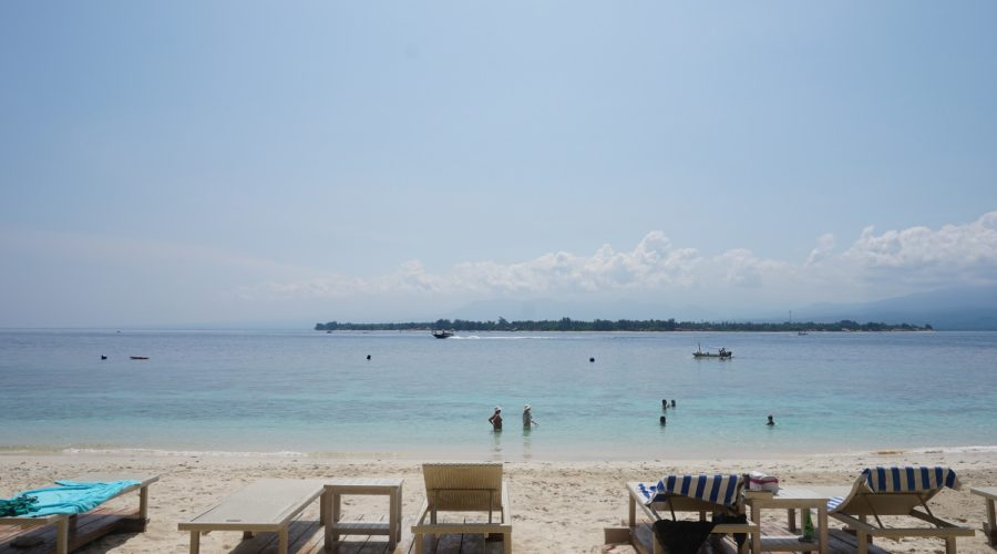 Visit of the Gili Islands