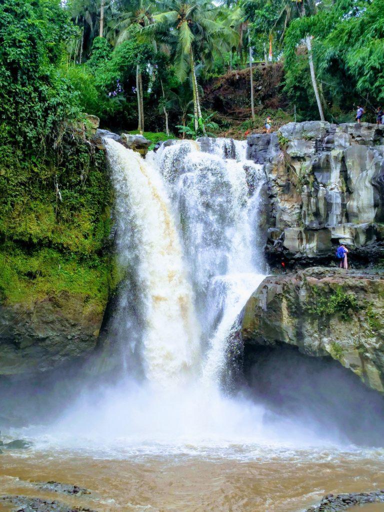 tegenungan waterfall ubud bali