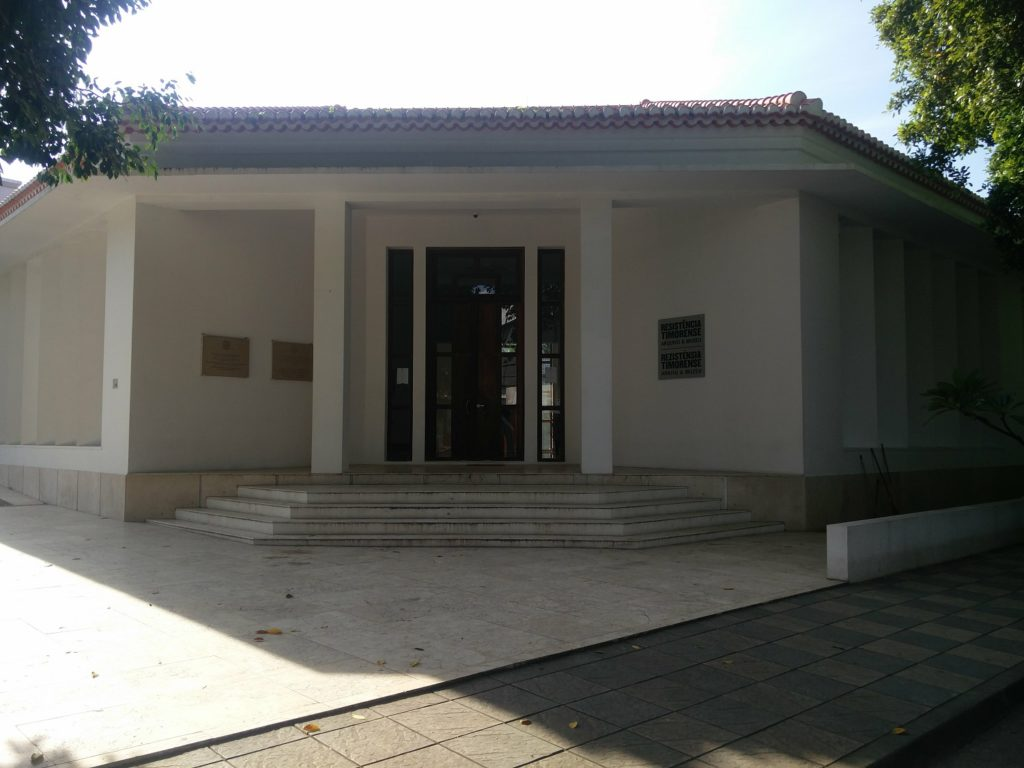 Timor Resistance Archive and Museum dili timor oriental