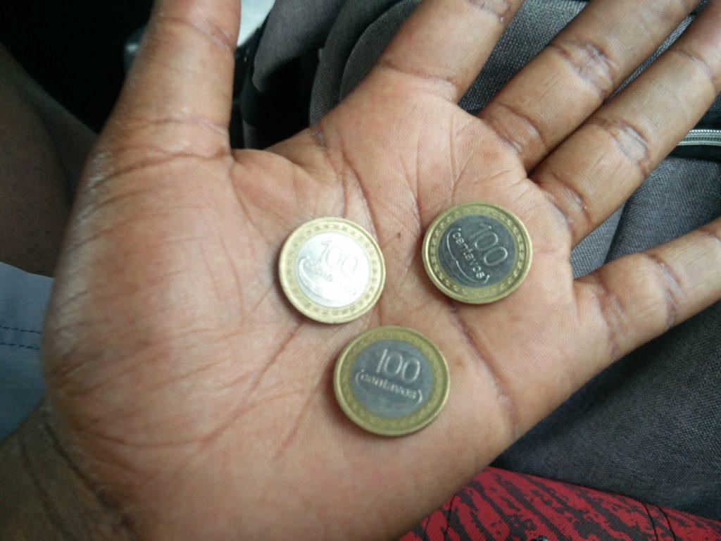 centavos east timor