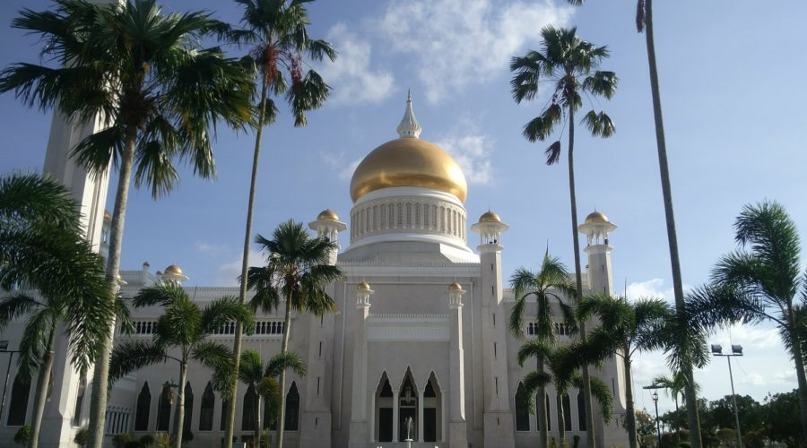 Three days in Brunei