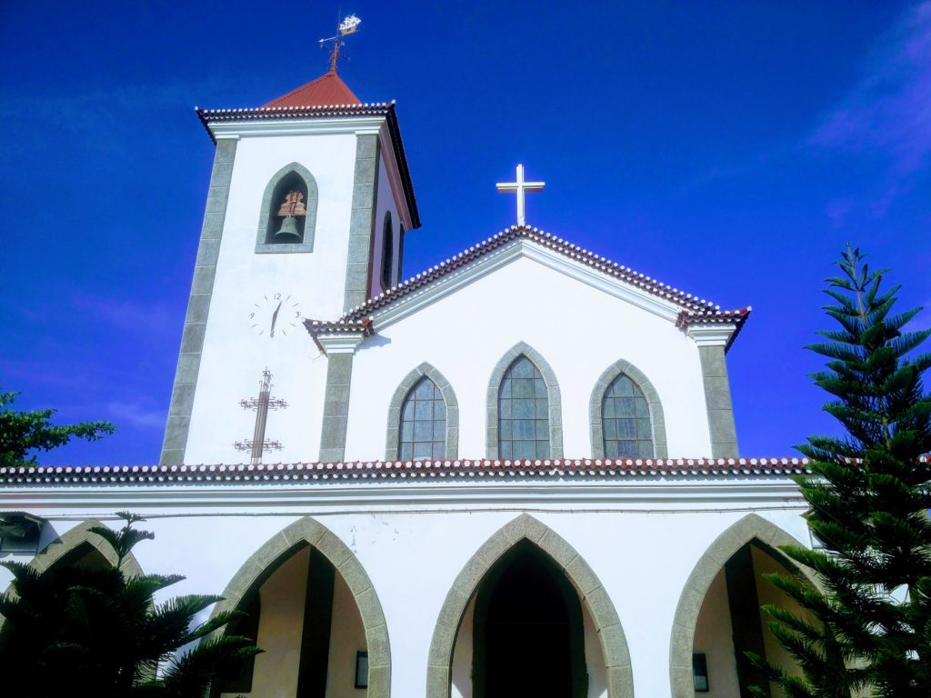 motael church east timor