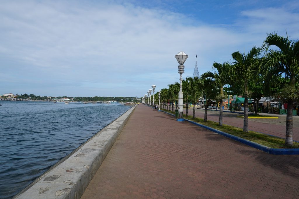 baywalk park palawan