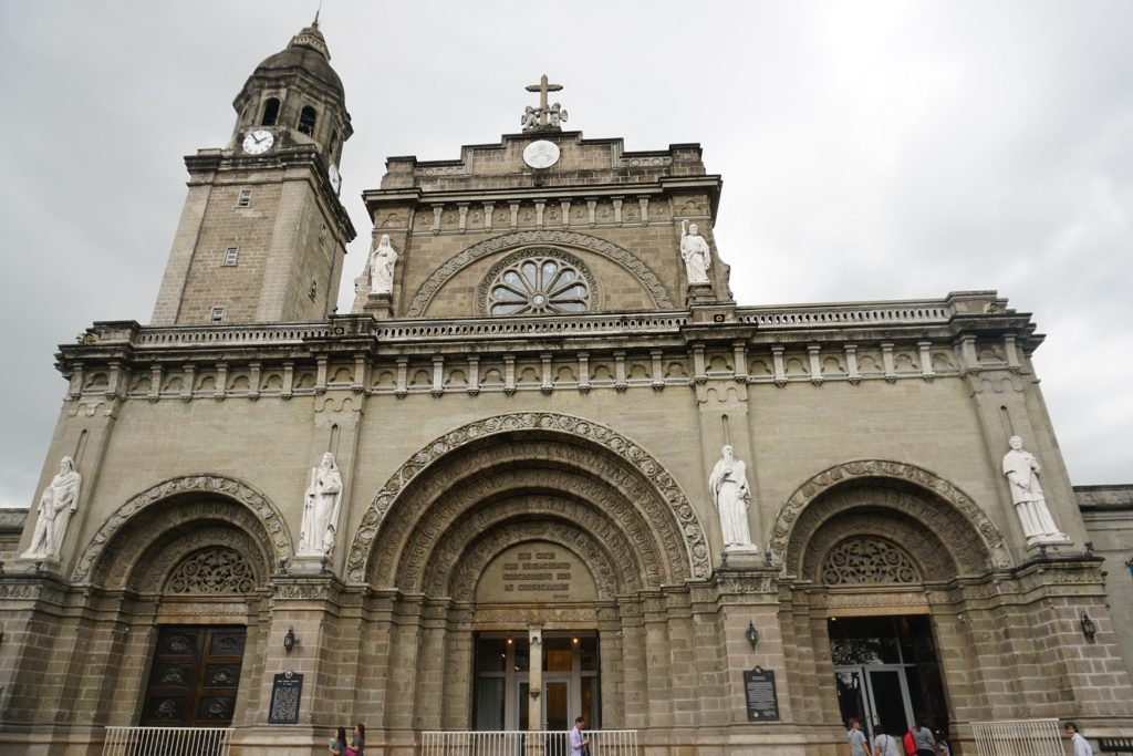 manila cathedral
