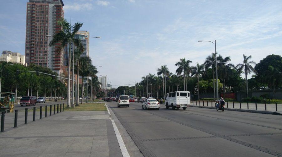 Visit of Manila