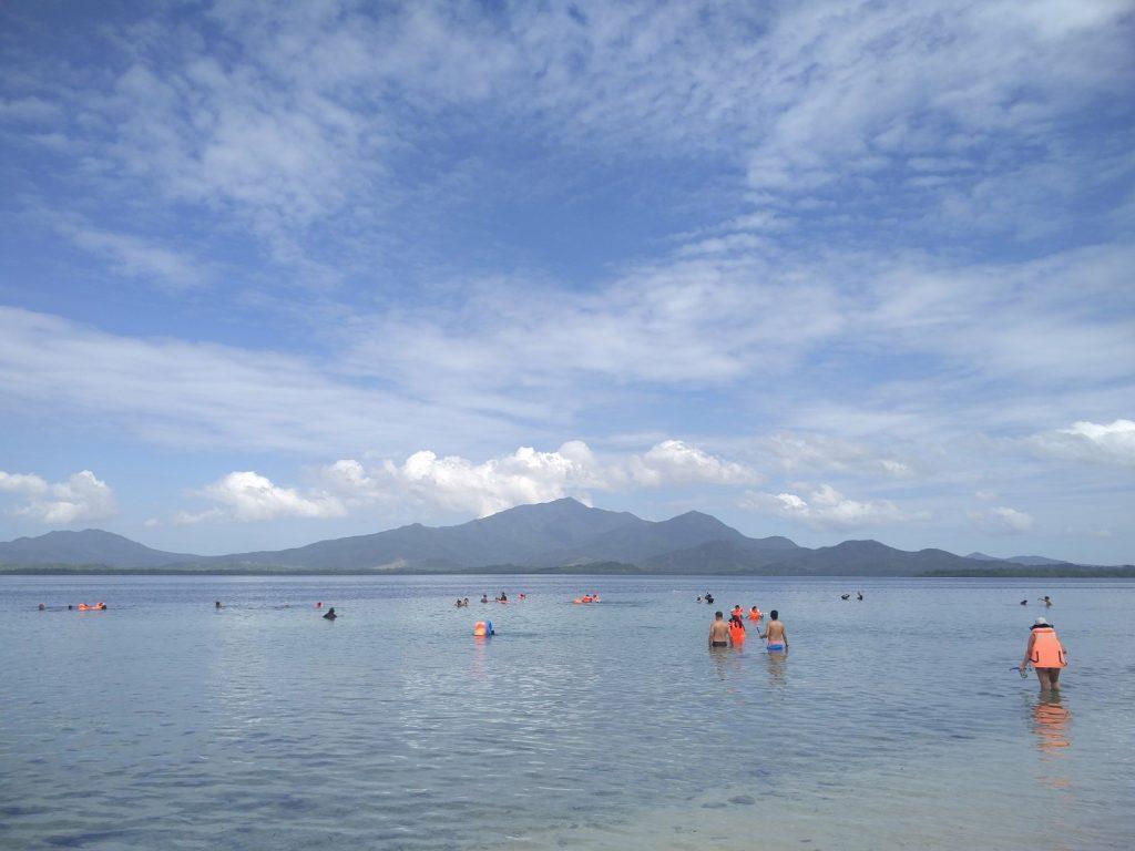 starfish island palawan