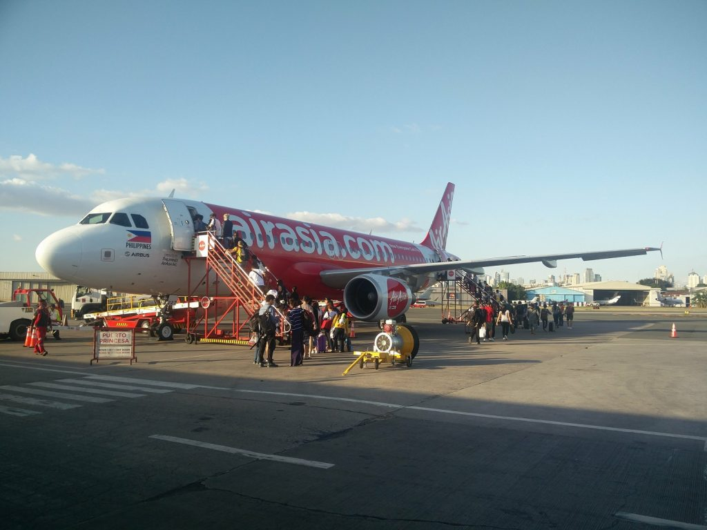 air asia refus entree aeroport