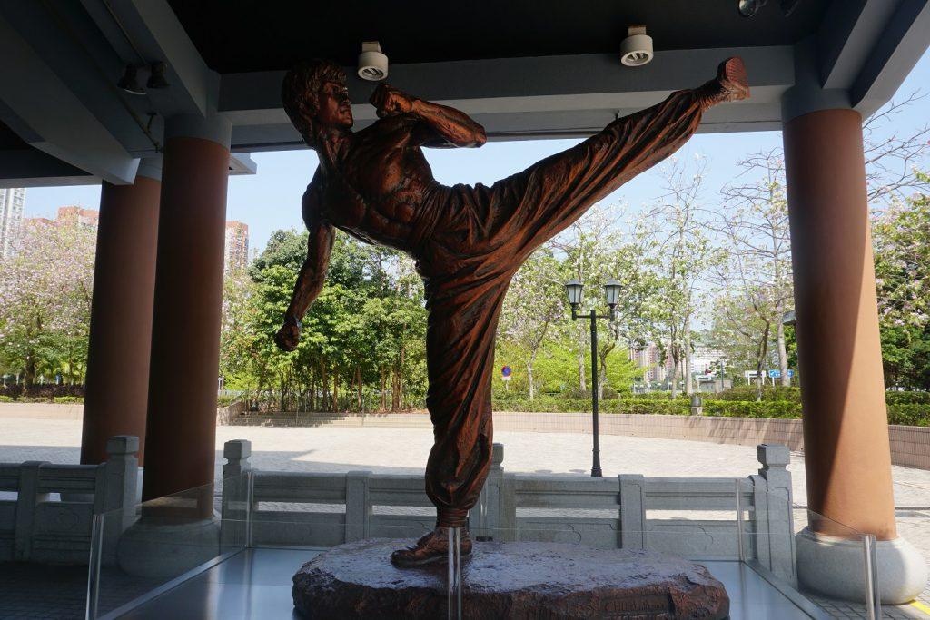 bruce lee hong kong heritage museum