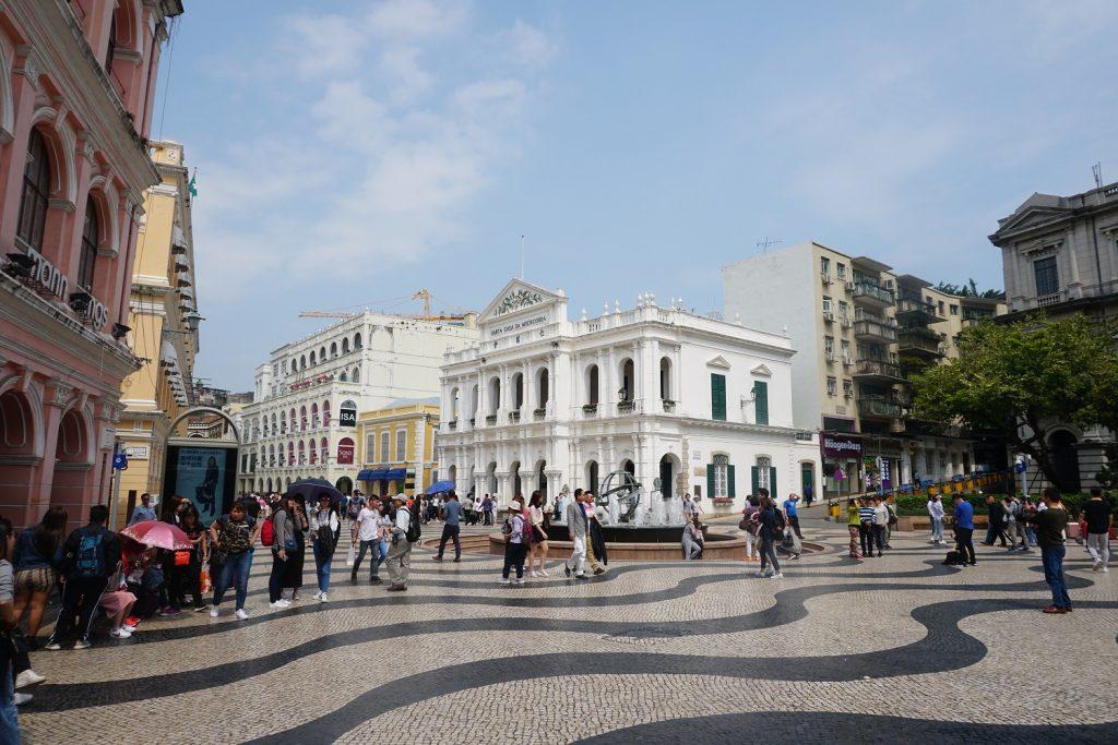 senado square macao