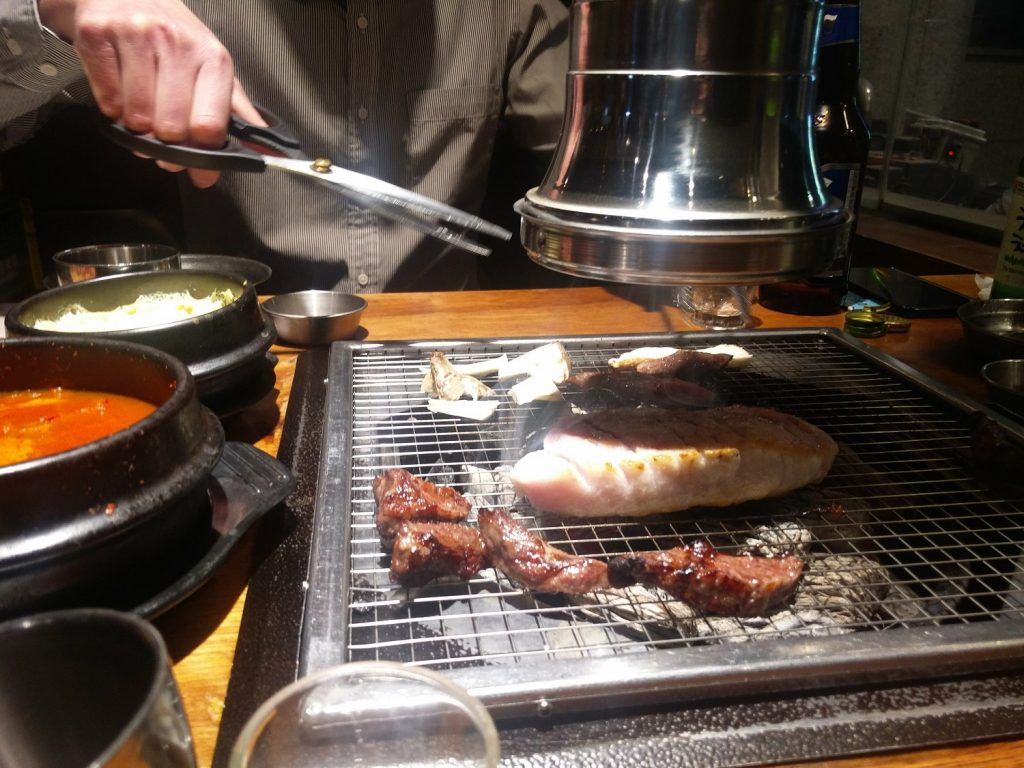 barbecue south korea