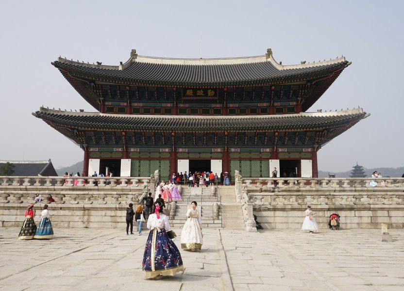 Visite de Séoul en Corée du Sud