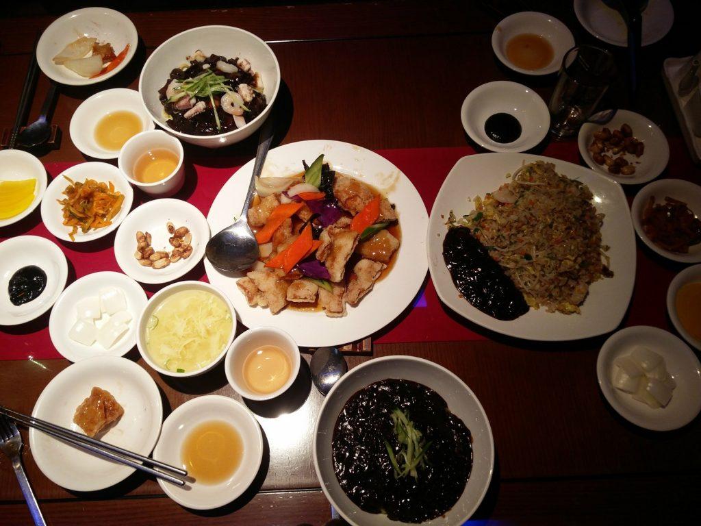 nourriture coree du sud