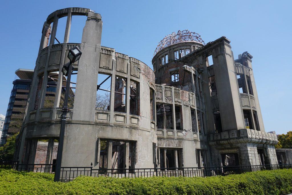 dome de genbaku hiroshima