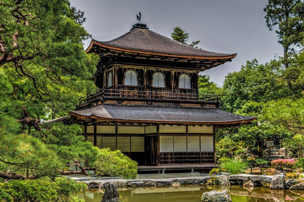 ginkaku-ji kyoto