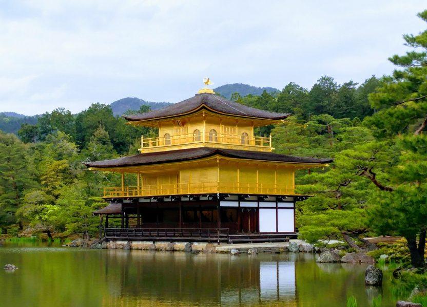 Visit of Kyoto in three days