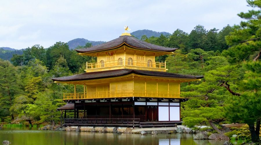 Visit of Kyoto in three days