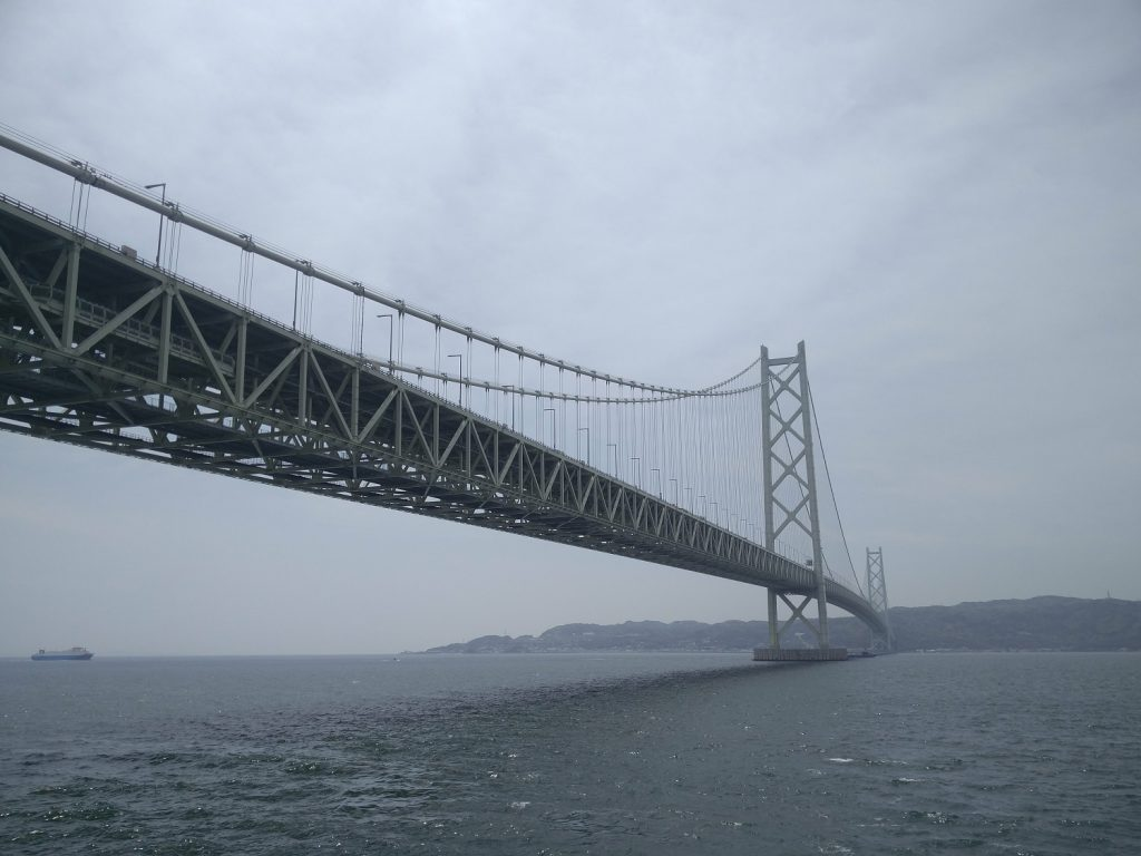 akashi bridge kobe