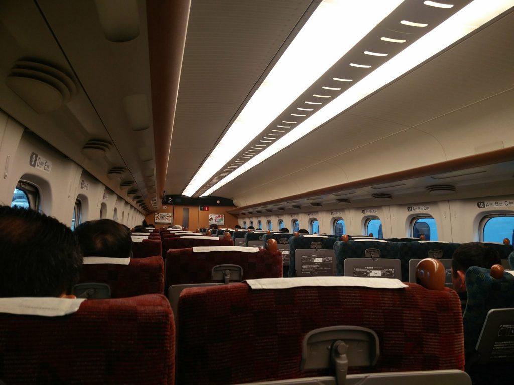 shinkansen tokyo