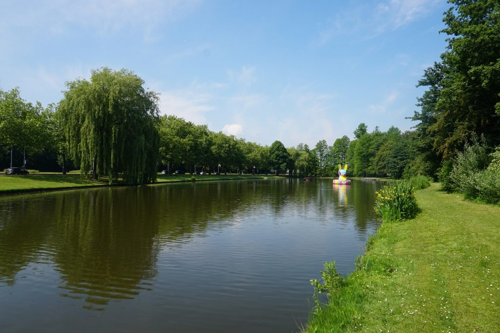 vroesenpark rotterdam