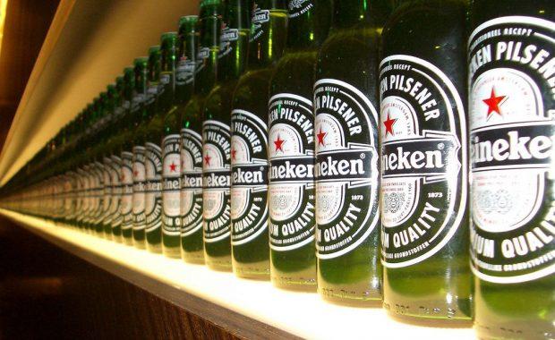 bouteilles heineken experience amsterdam