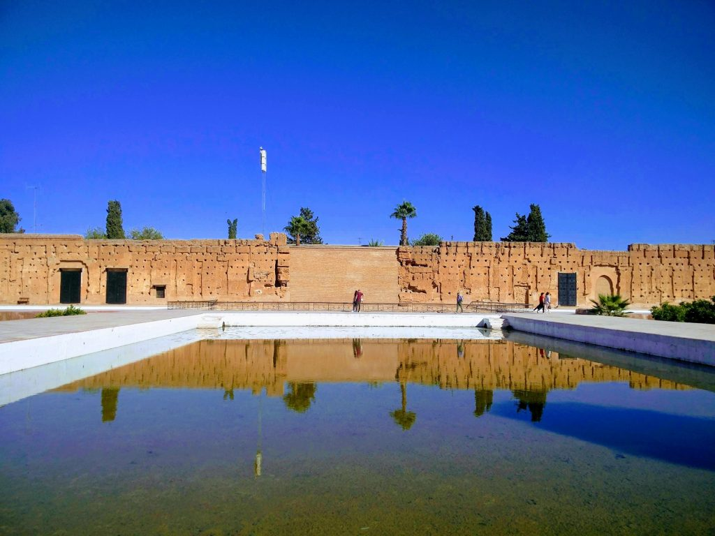 el badii palace marrakech