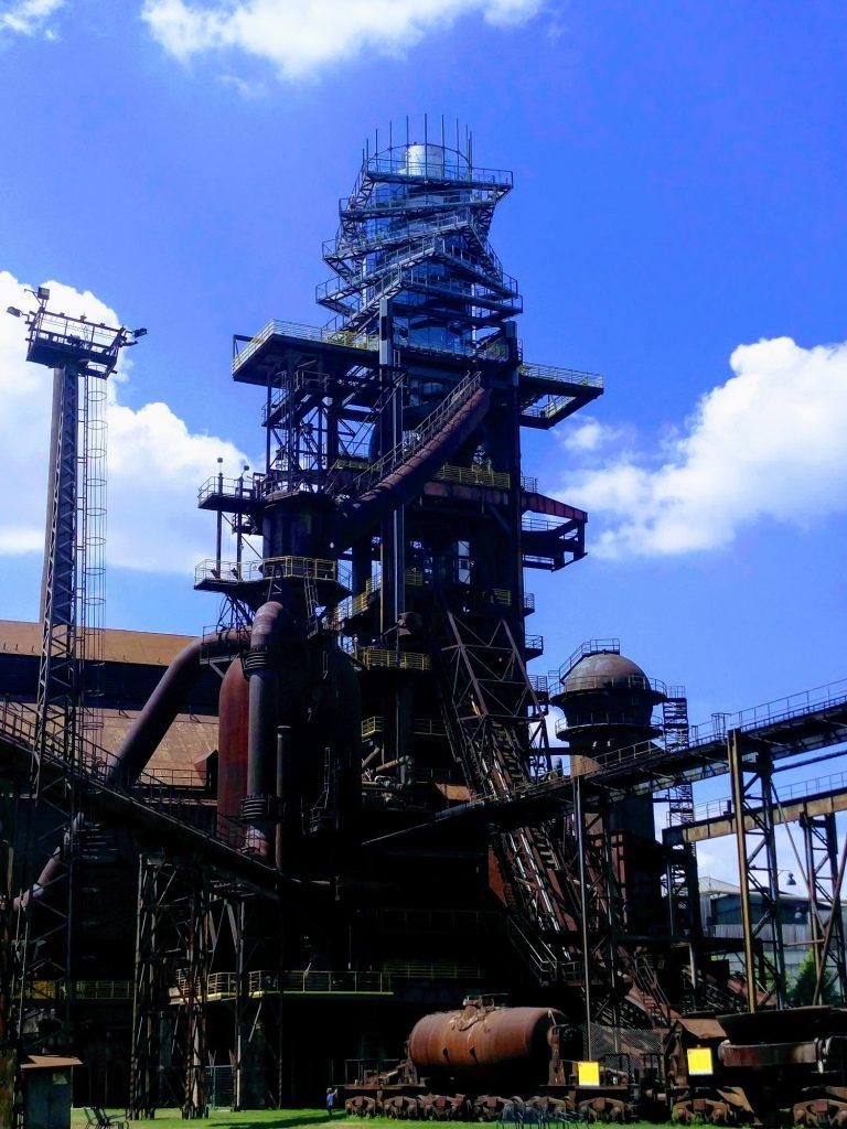 bolt tower ostrava
