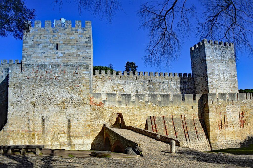 sao jorge castle lisbon