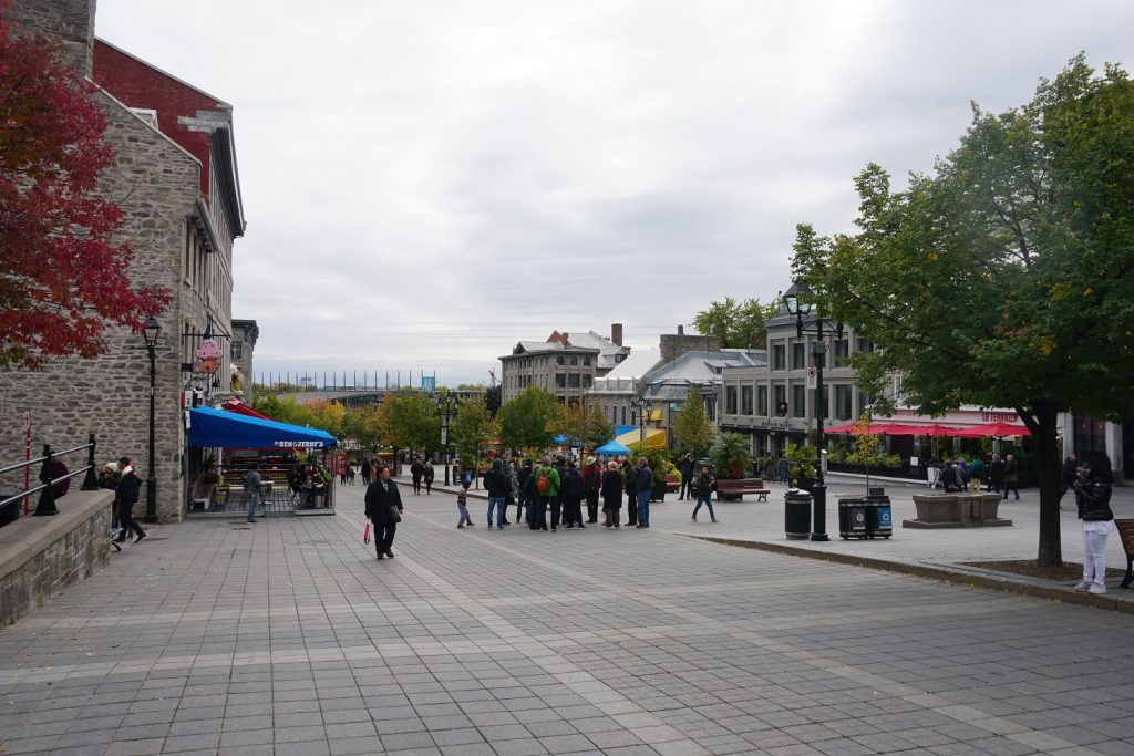 place jacques cartier montreal