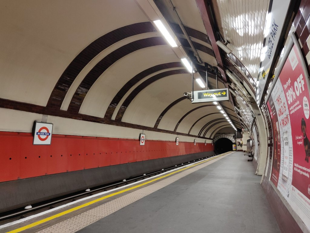 subway london