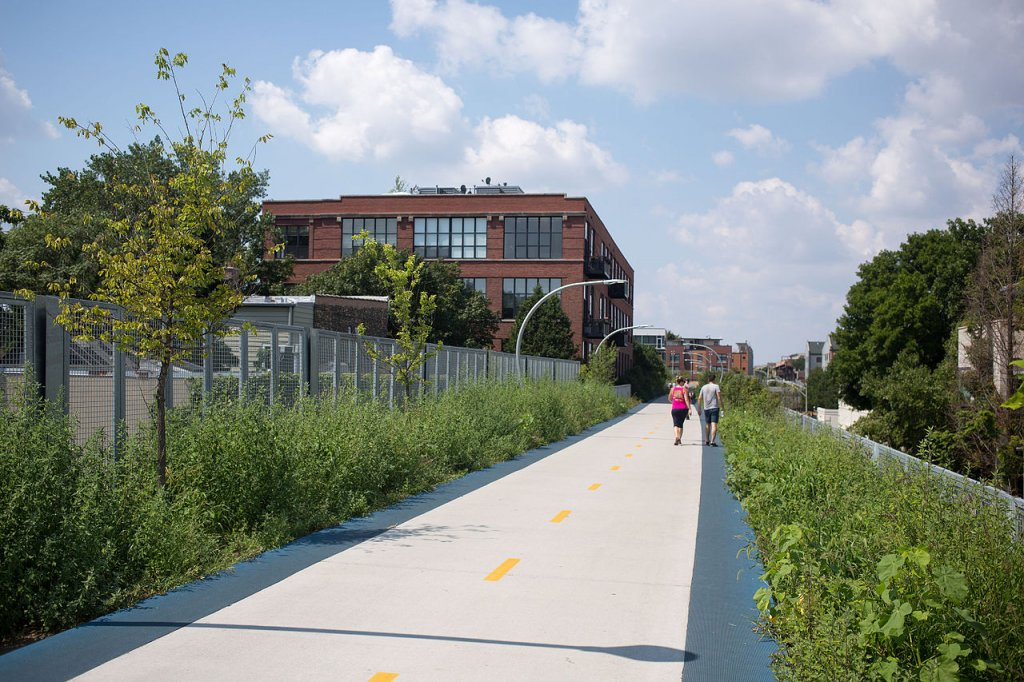 bloomingdale trail chicago