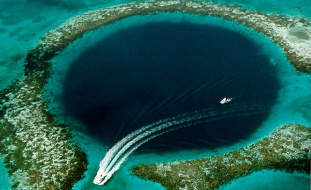 great blue hole belize