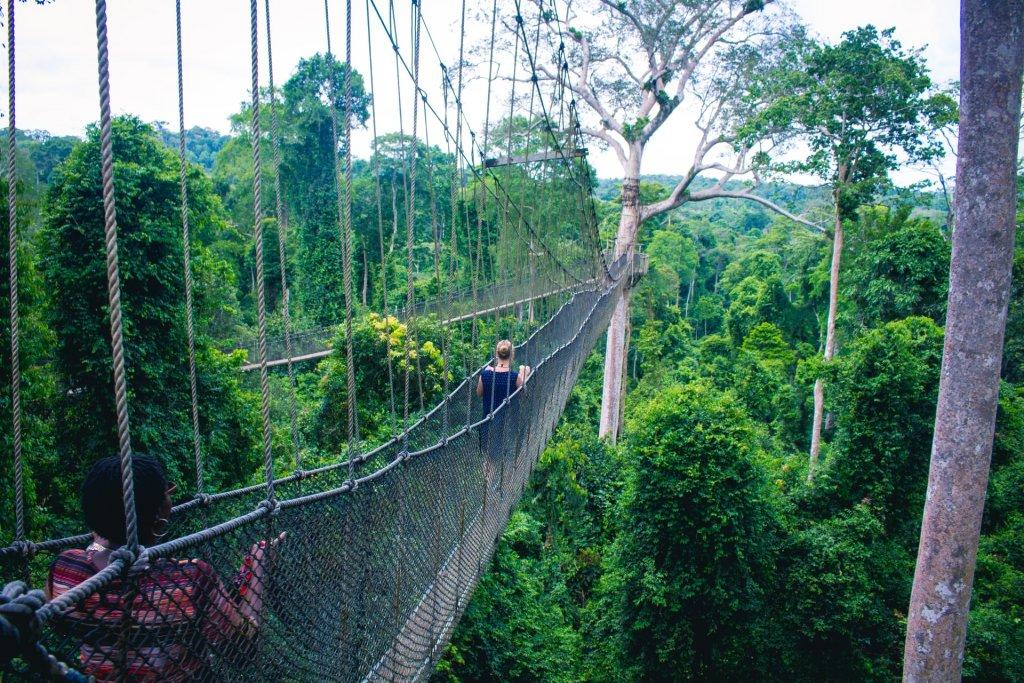 kakum canopy ghana